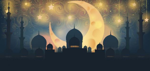 تقسيم العبادات في رمضان