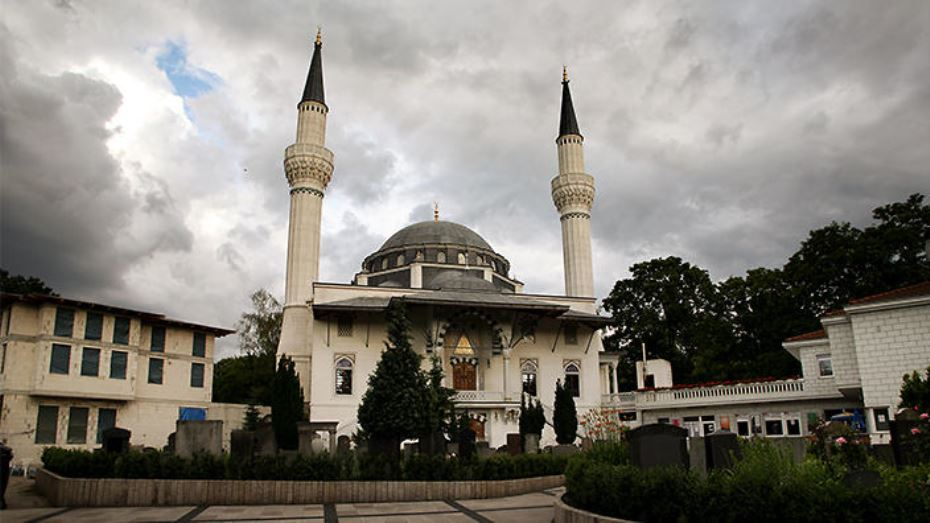 كيف ابني مسجد