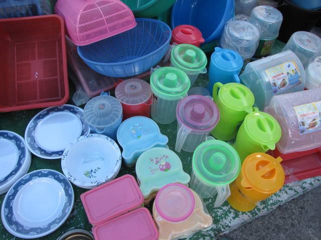 أنواع خامات البلاستيك وأسعارها
