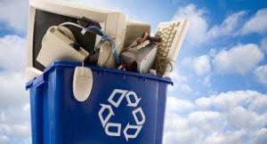 اعادة تدوير النفايات الالكترونية في السعودية