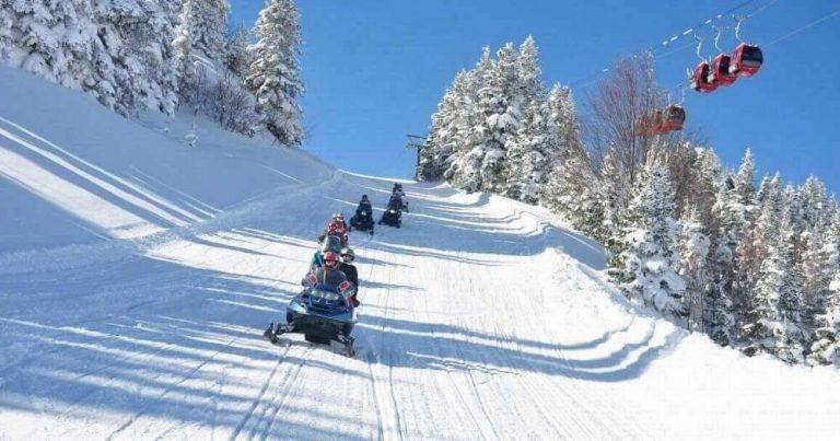اماكن سياحية في تركيا في الشتاء