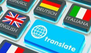 انواع خدمات الترجمة