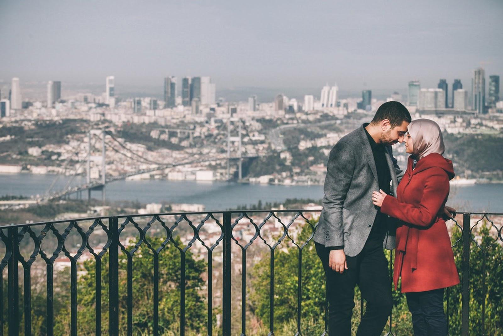 برنامج شهر عسل في تركيا 14 يوم