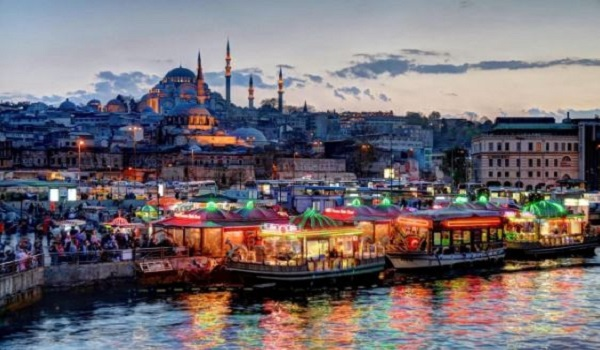 تكلفة السفر الى تركيا لشخصين لمدة اسبوع