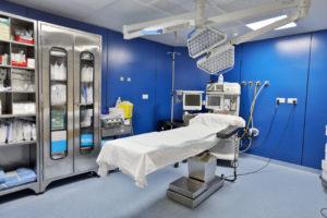 تكلفة بناء مستشفى صغير