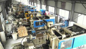 ماكينات حقن بلاستيك للبيع في السعودية