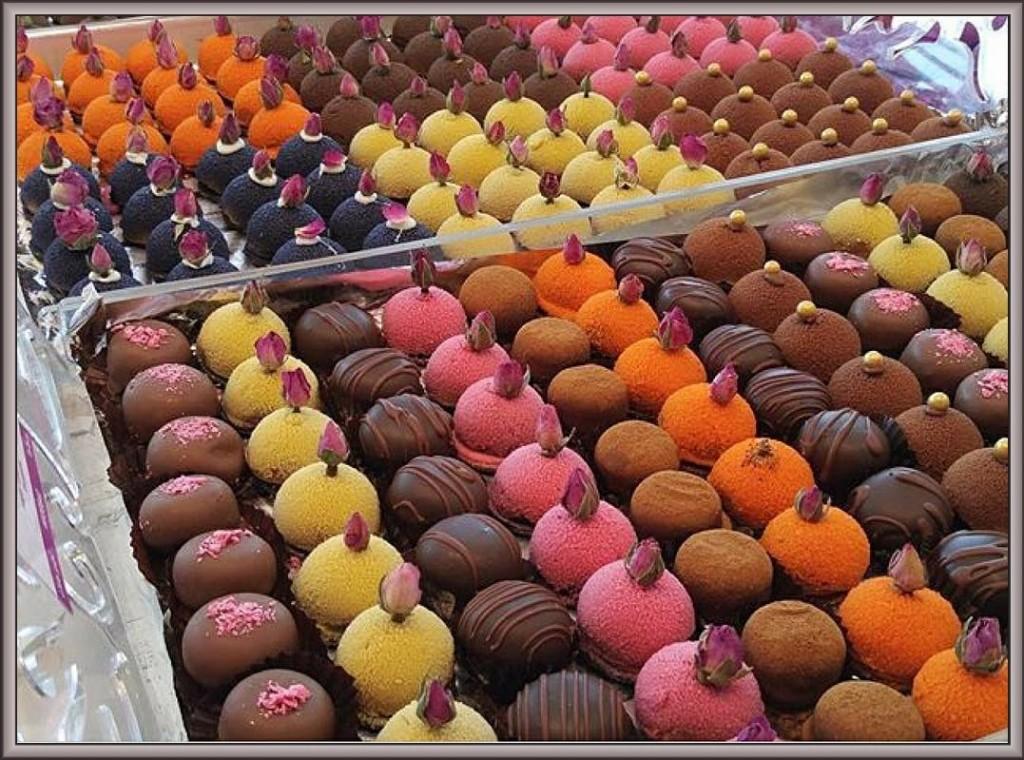 دراسة جدوى مصنع حلويات شرقية وغربية