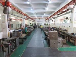 مصنع بلاستيك حقن
