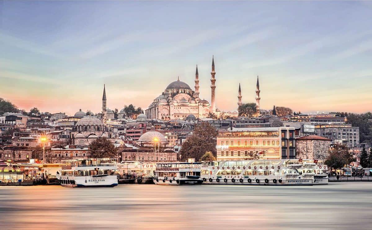 رحلات شهر عسل تركيا
