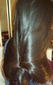 زيت الأرغان لتطويل الشعر