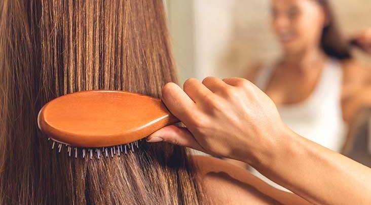 زيت الارغان لتكثيف الشعر
