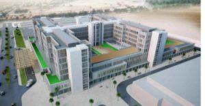 شروط بناء مستشفى في السعودية