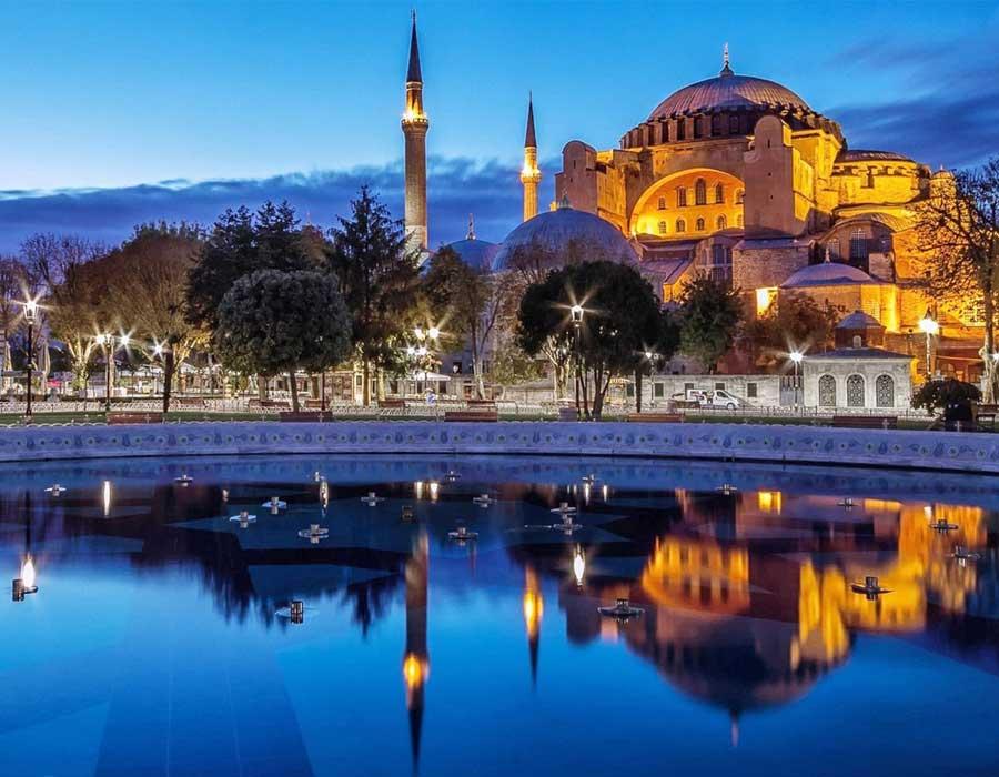 شهر العسل في اسطنبول