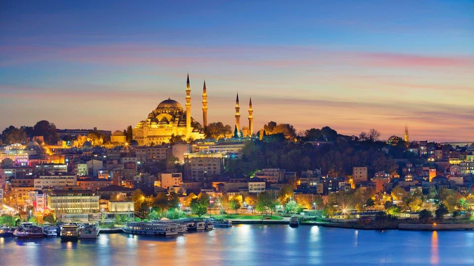 شهر عسل في تركيا لمدة اسبوع