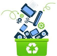 طرق اعادة تدوير النفايات الالكترونية