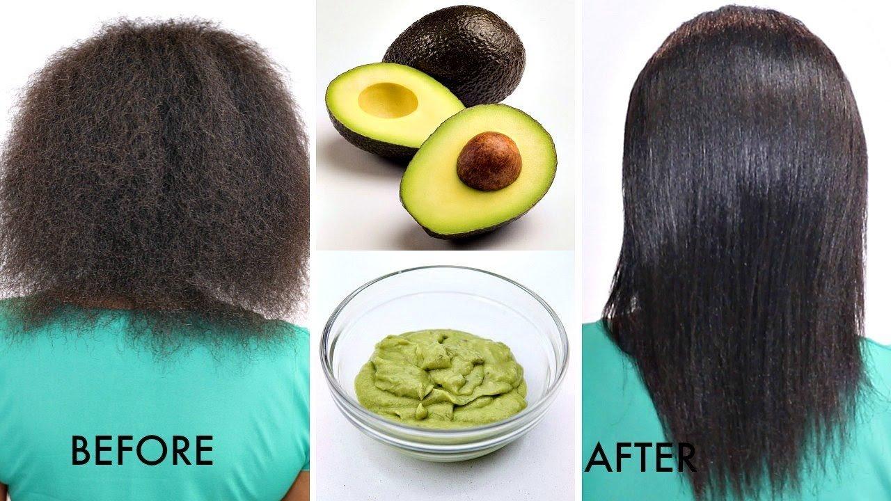 فوائد زيت الافوكادو لتطويل الشعر