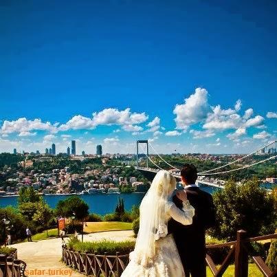 كم تكلفة شهر العسل في تركيا