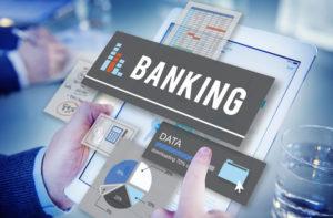 مشروع انشاء بنك الكتروني