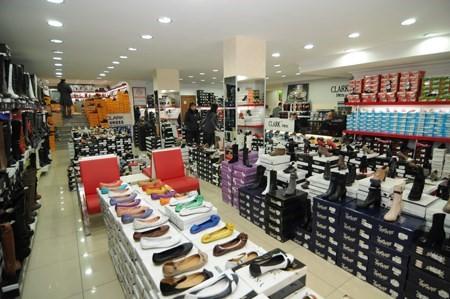 أسواق جملة الأحذية في اسطنبول