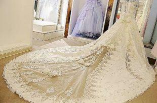 استيراد فساتين زفاف من تركيا