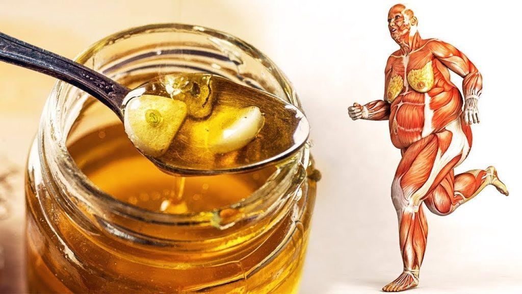 فوائد العسل لجسم الانسان