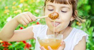 فوائد العسل للاطفال