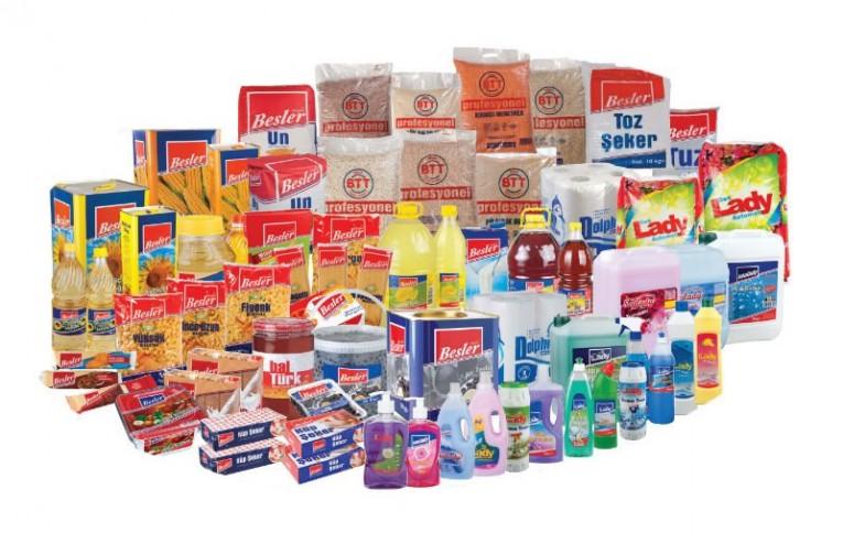 أسواق بيع مواد غذائية بالجملة تركيا