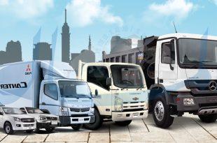 استيراد شاحنات من تركيا
