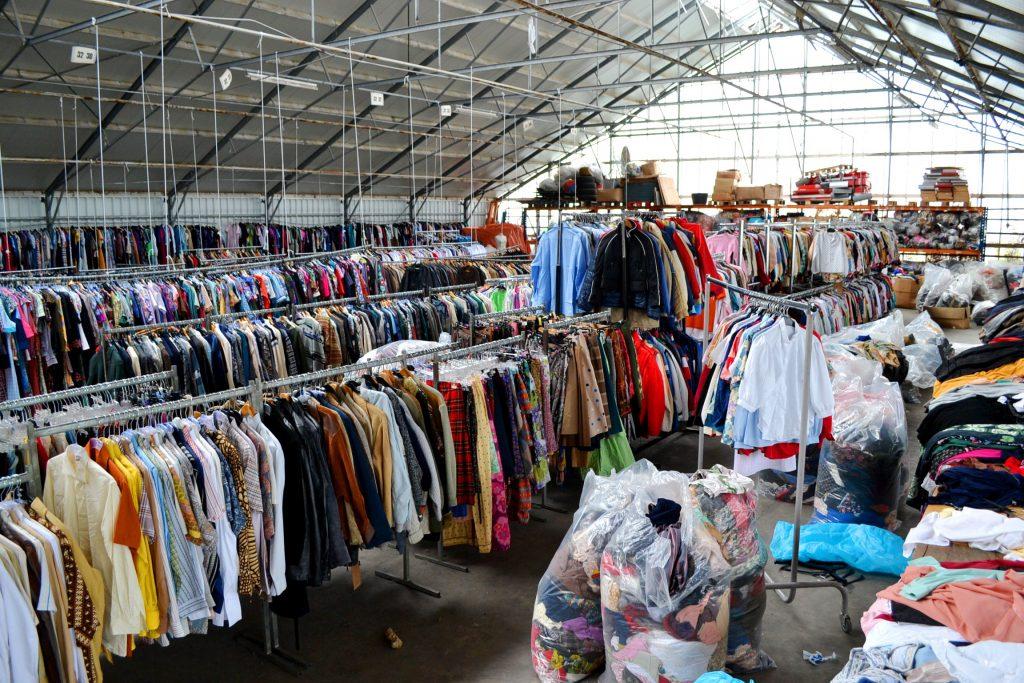 اسواق ملابس الجملة في تركيا