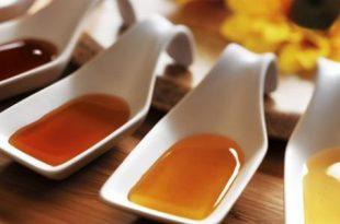 العسل للغازات