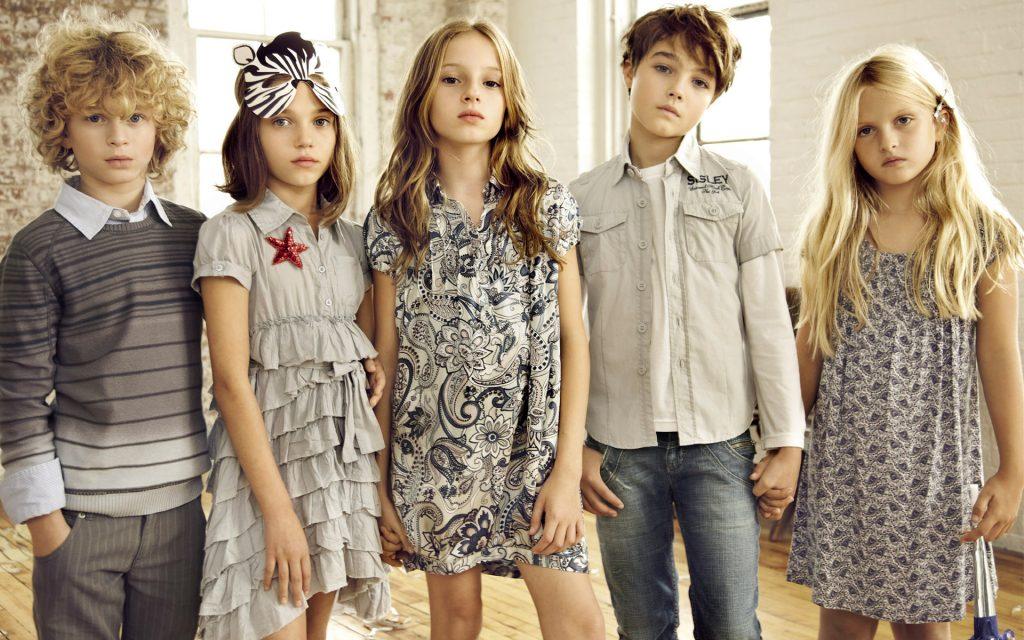 أفضل محلات ملابس أطفال في المدينة