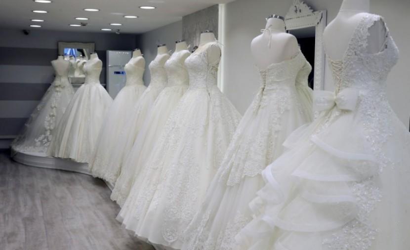 اسعار فساتين زفاف تركي