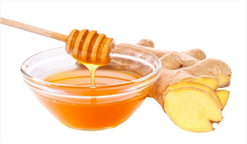 العسل للصلع الوراثي