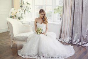 بيع فساتين زفاف تركية