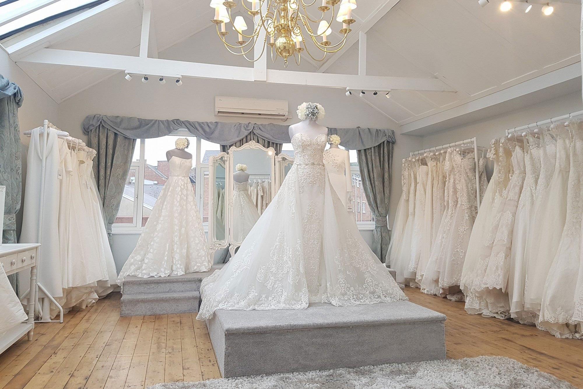 فساتين أعراس تركية 2020
