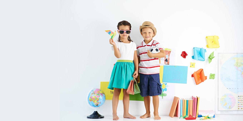 مواقع ملابس اطفال رخيصة