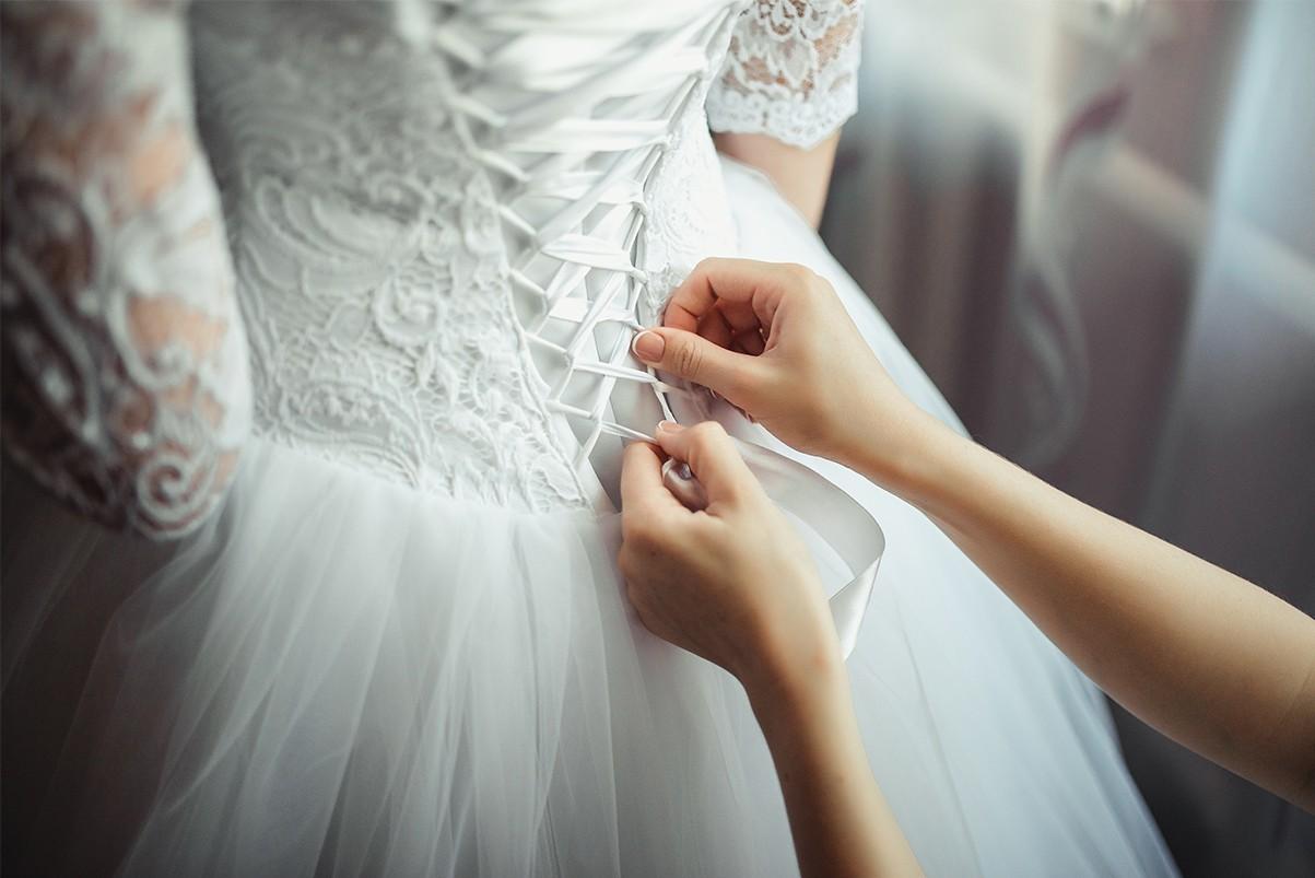 موديلات فساتين زفاف تركي
