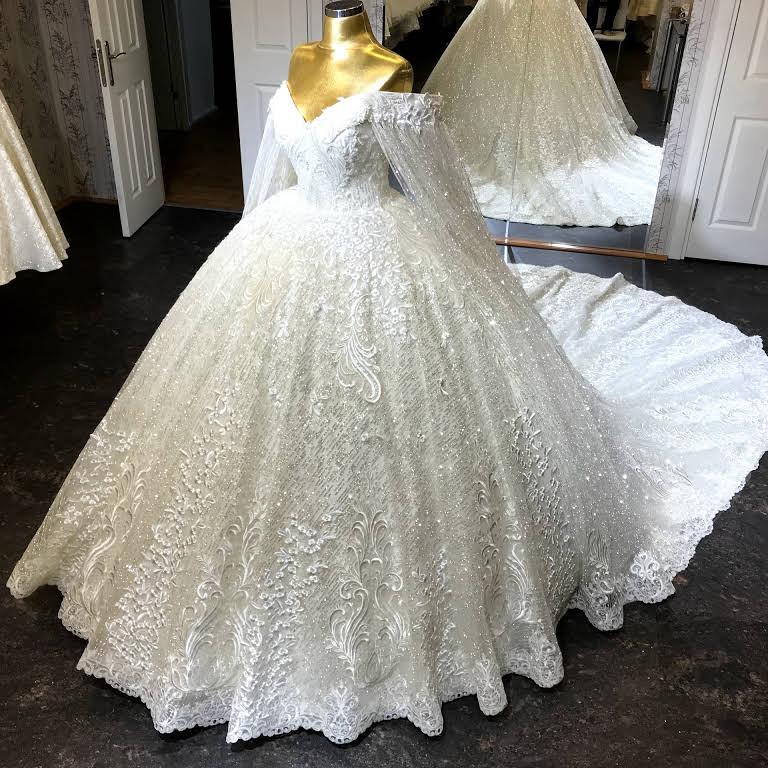 موقع شراء فساتين زفاف من تركيا