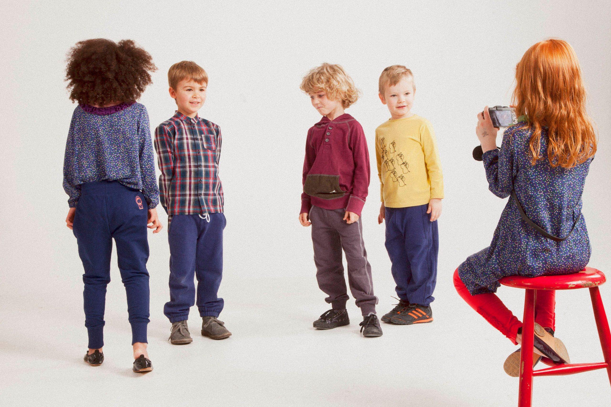 واد كنيس ملابس أطفال رضع