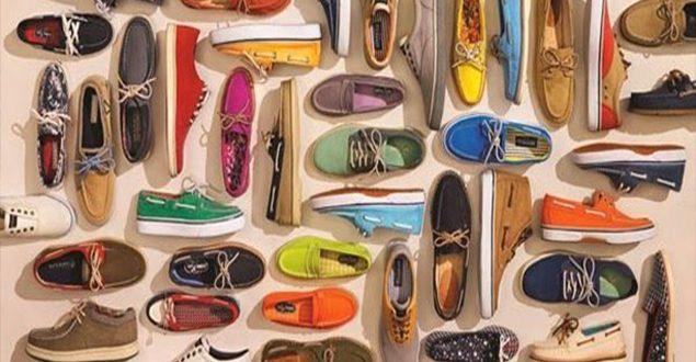 تجار الأحذية في اسطنبول