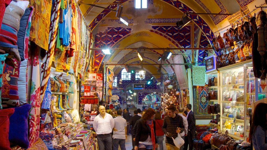 سوق مارتر في اسطنبول