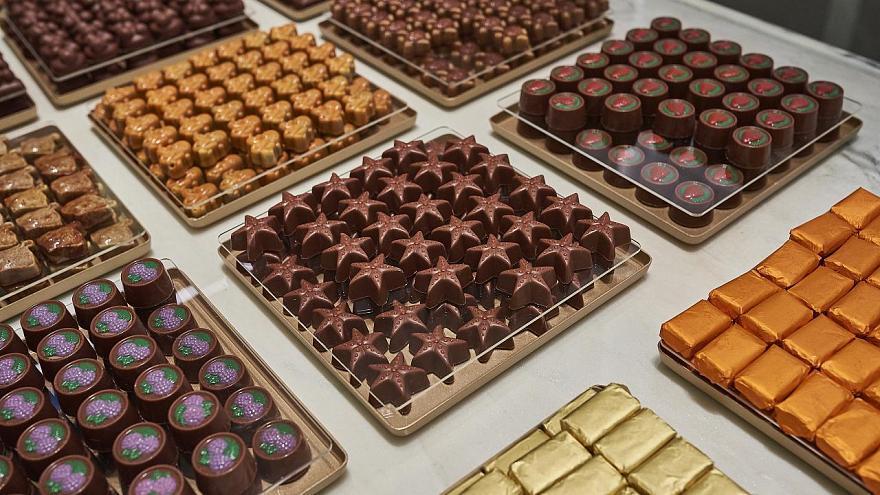 عناوين مصانع الشوكولاتة في تركيا