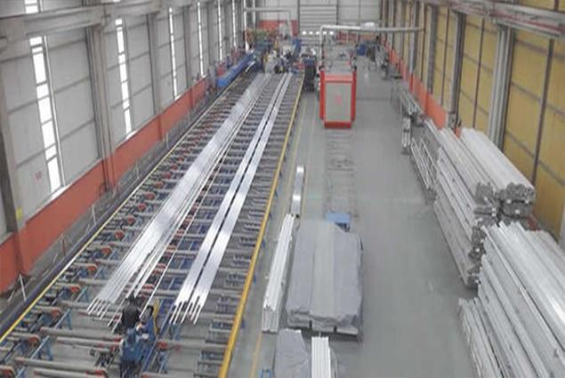 مصانع سحب الالمنيوم في تركيا