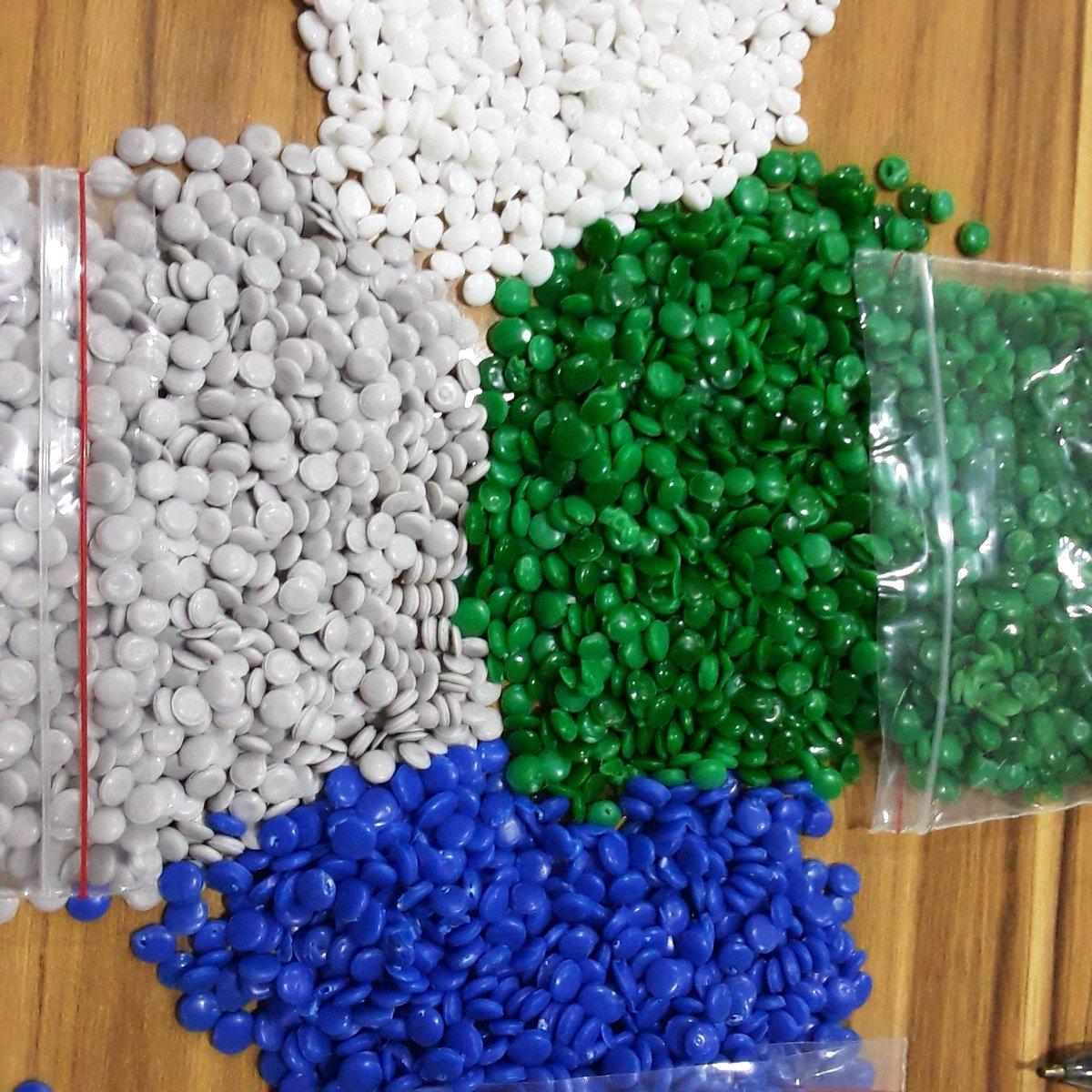 مصنع حبيبات البلاستيك