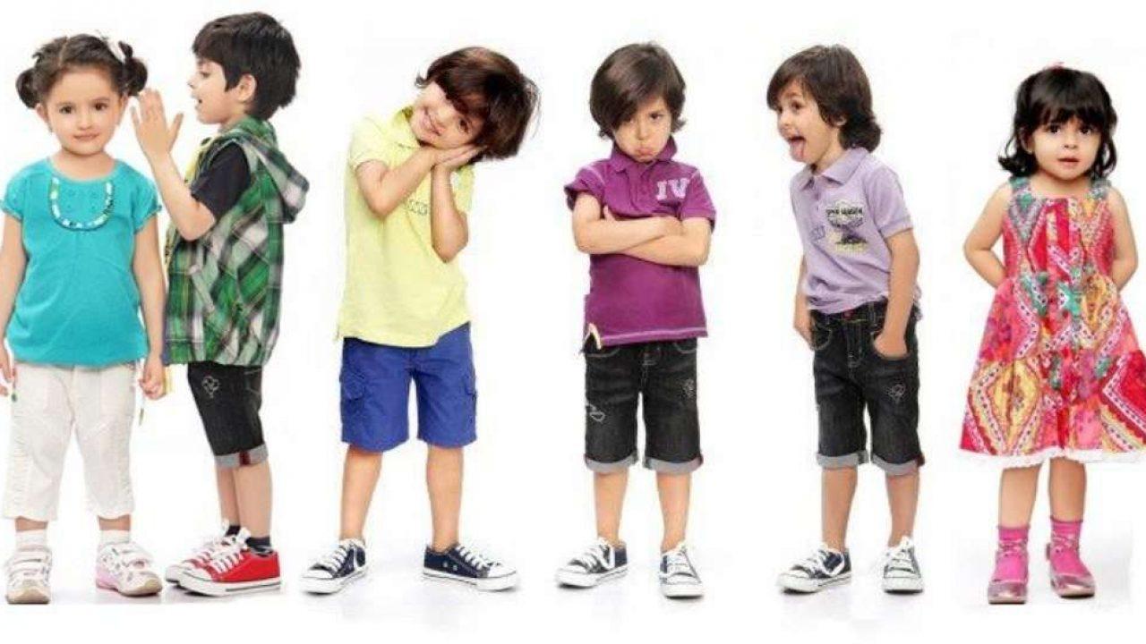 ملابس اطفال تركي صيفي