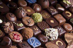 منتجات الشوكولاته التركية