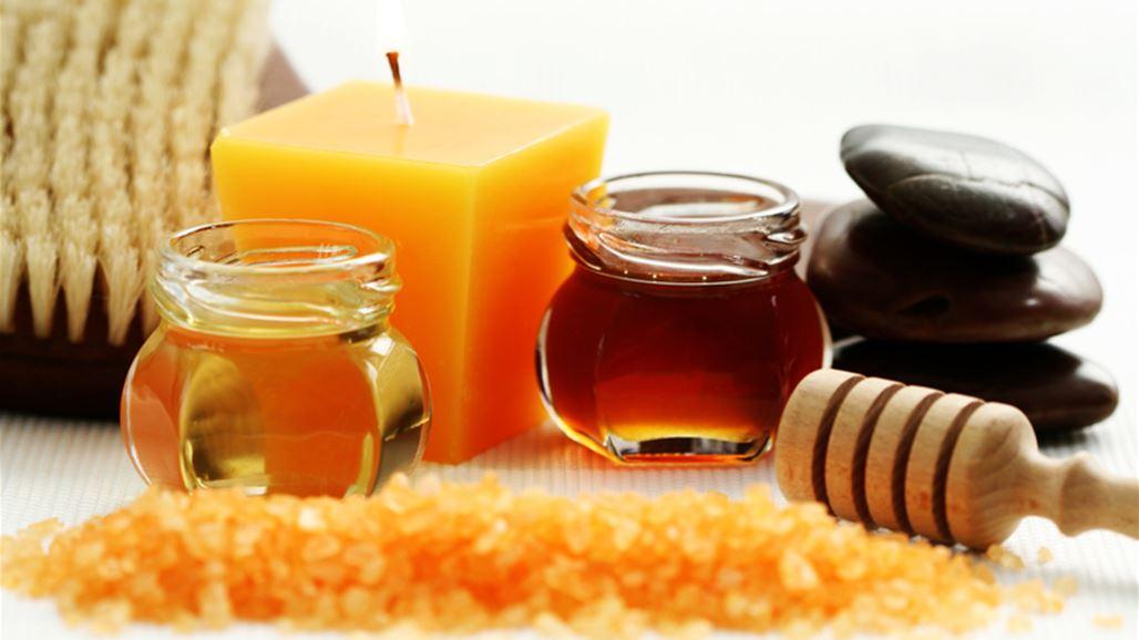 وصفات العسل للهالات السوداء