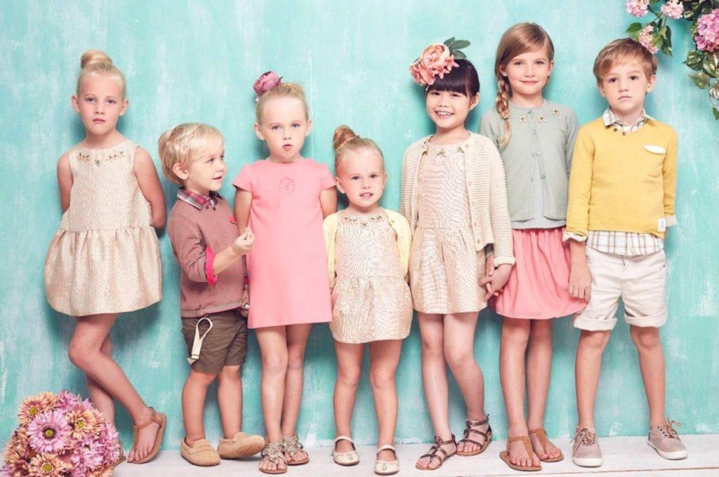 اسواق ملابس اطفال بالمدينة