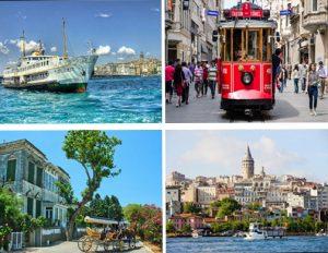 السياحي في تركيا