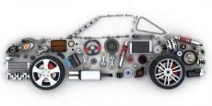 مشروع قطع غيار سيارات